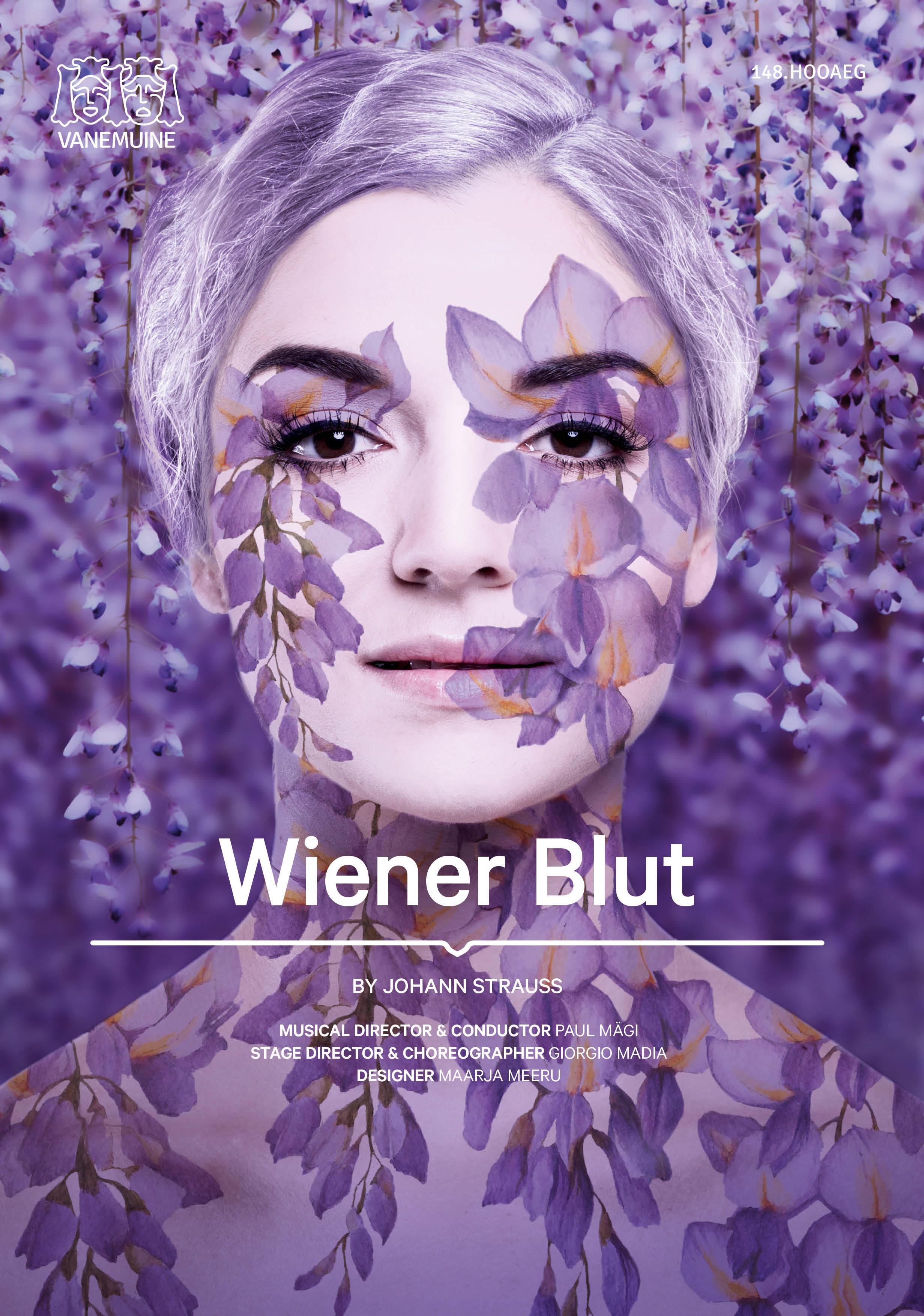 Wiener Blut poster